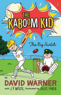 The Big Switch (Kaboom Kid #1)