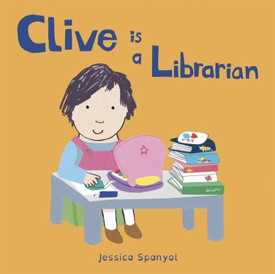 Clive is a Librarian