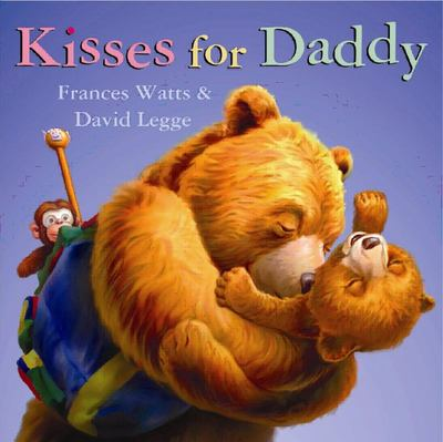 Kisses for Daddy (Board Book)