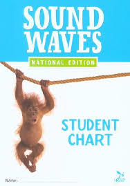 Sound Waves National Edition Student Chart - Firefly