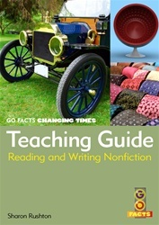 A - Go Facts Changing Times Teaching guide