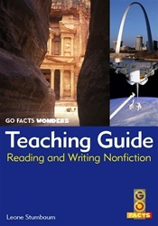 Large go facts wonders teaching guide