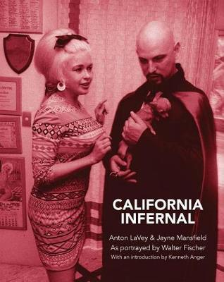 California Infernal - Anton LaVey & Jayne Mansfield. Photos By Walter Fischer