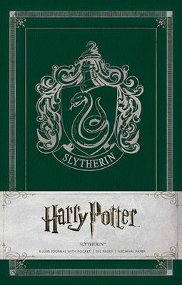 Harry Potter Slytherin Ruled Journal (HB)