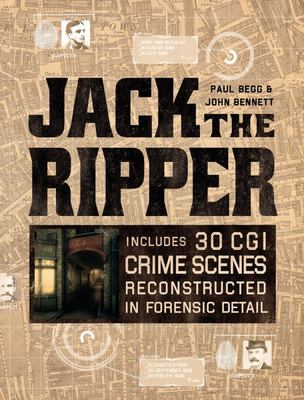 Jack the Ripper: Includes 30 CGI reconstructed crime scenes