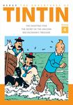 The Adventures of Tintin (Bind-Up #4: The Shooting Star, Secrets of the Unicorn, Red Rackham's Treasure)