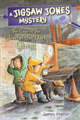 The Case of the Glow in the Dark Ghost: Jigsaw Jones