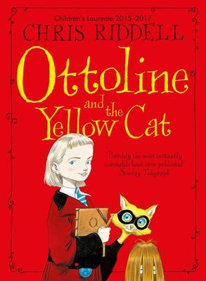 Ottoline and the Yellow Cat (#1 PB)