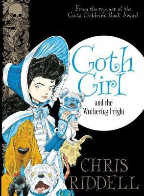 Goth Girl and the Wuthering Fright (#3 HB)