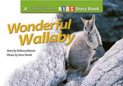 Wonderful Wallaby - Story Book