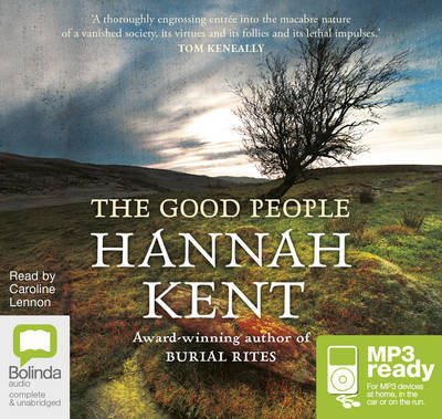 The Good People (Audio MP3 CD)