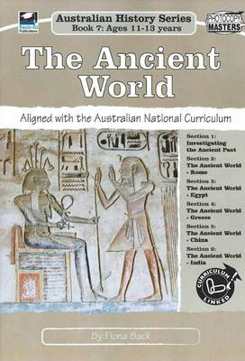 Australian History Series - The Ancient World Book 7