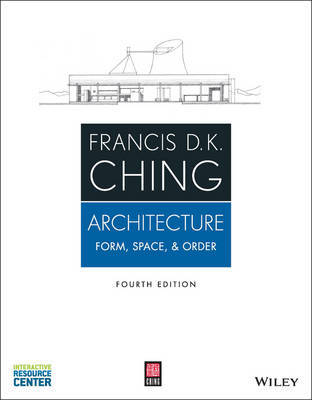 Architecture - Form, Space, and Order