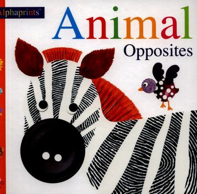 Animal Opposites (Alphaprints)