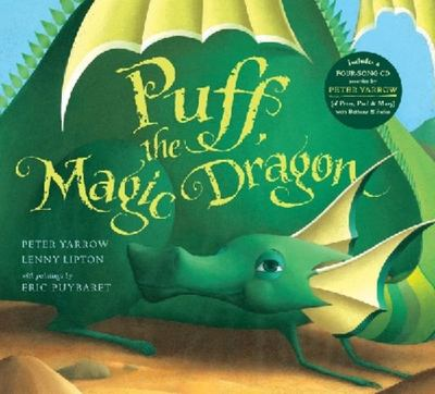 Puff the Magic Dragon (PB Book & CD)
