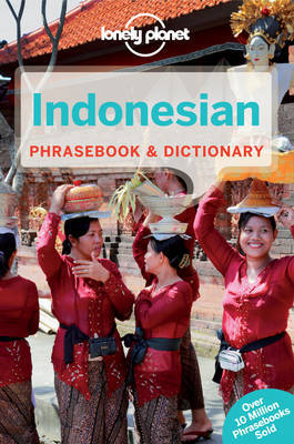 Indonesian Phrasebook 6e