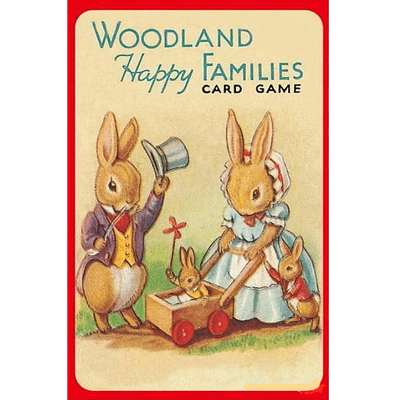 Woodland Happy Families