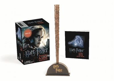 Hermione's Wand with Sticker Book (Harry Potter Kit)