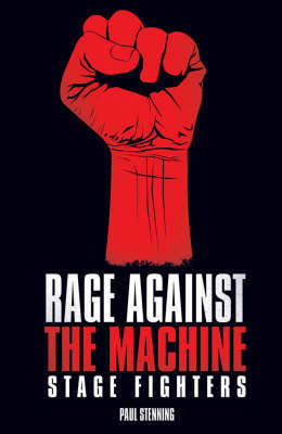 Rage Against The Machine Stage Fighters
