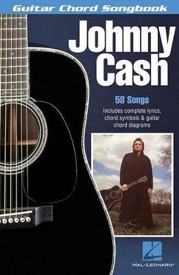 Johnny Cash : Guitar Chord Songbook
