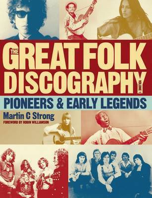 Great Folk Discography: v. 1: Early Legends