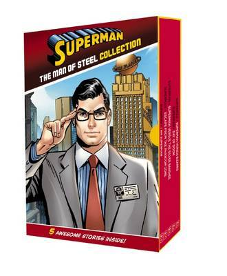 Superman - The Man of Steel Collection