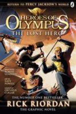 The Lost Hero (Heroes of Olympus Graphic #1)