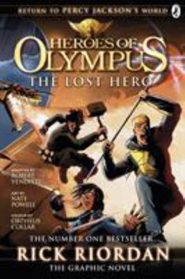The Lost Hero (Heroes of Olympus Graphic #1)