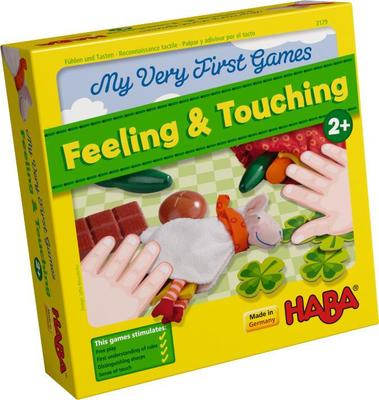 My Very First Games, Feeling & Touching