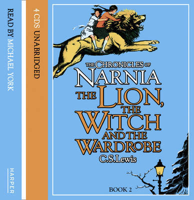 The Lion, the Witch and the Wardrobe (Narnia #2) 4 CDs