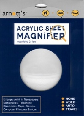 CT-610A A4 Acrylic Sheet Magnifier