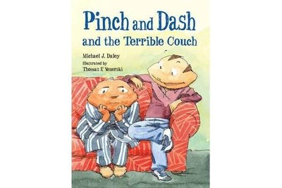 Pinch and Dash and the Terrible Couch