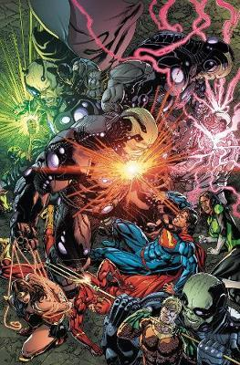 Justice League Vol. 3: Timeless (DC Universe Rebirth)