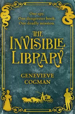 The Invisible Library (#1)