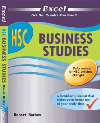 Year 12 HSC Business Studies Study Guide