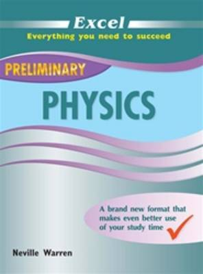 Excel Study Guide: Preliminary Physics Year 11