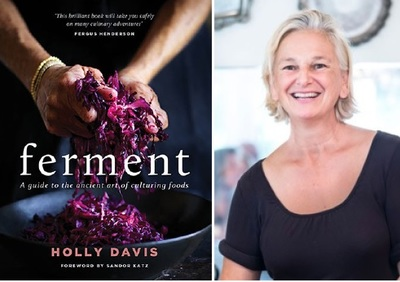 Holly Davis demonstration & in conversation Tuesday 17th October 6.15pm for 6.30pm