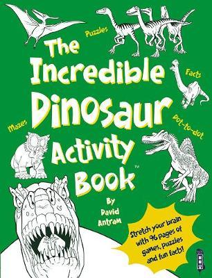 The Incredible Dinosaurs Activity Book