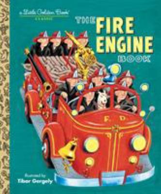 Fire Engine Book (Little Golden Book)