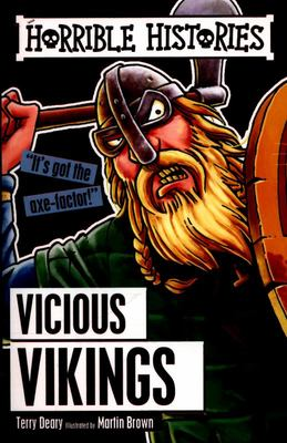 Vicious Vikings (Horrible Histories)