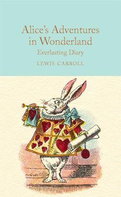 Alice in Wonderland Everlasting Diary