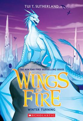 Winter Turning (Wings of Fire #7)