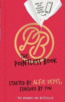 The Pointless Book: Started by Alfie Deyes, Finished by You (#1)
