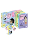 Play Perfect Pairs with Billie! (Billie B Brown 6 books + memory game set)