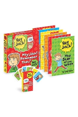 Hey Jack! Remember That? (Hey Jack 6 books + memory game set)
