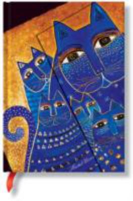 Paperblanks -Mediterranean Cats Midi Lined