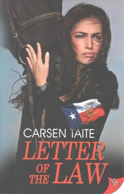 Letter of the Law (Lone Star Law #3)