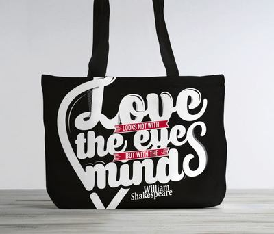 Shakespeare Tote Bag