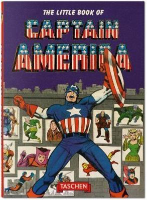 Captain America. The Little Book of The
