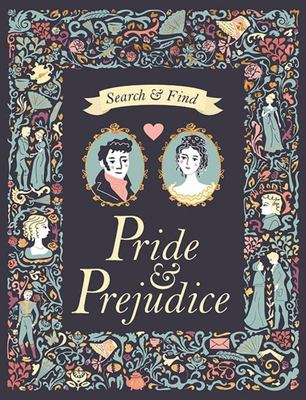 Search and Find: Pride & Prejudice A Jane Austen Search and Find Book